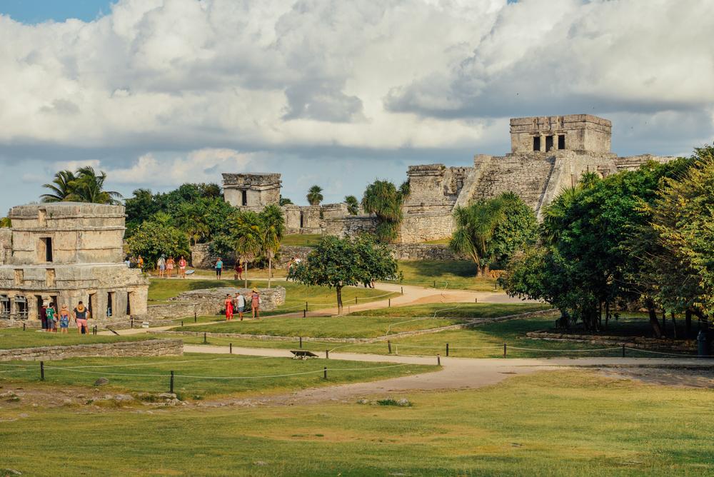 Tulum Rovine Maya