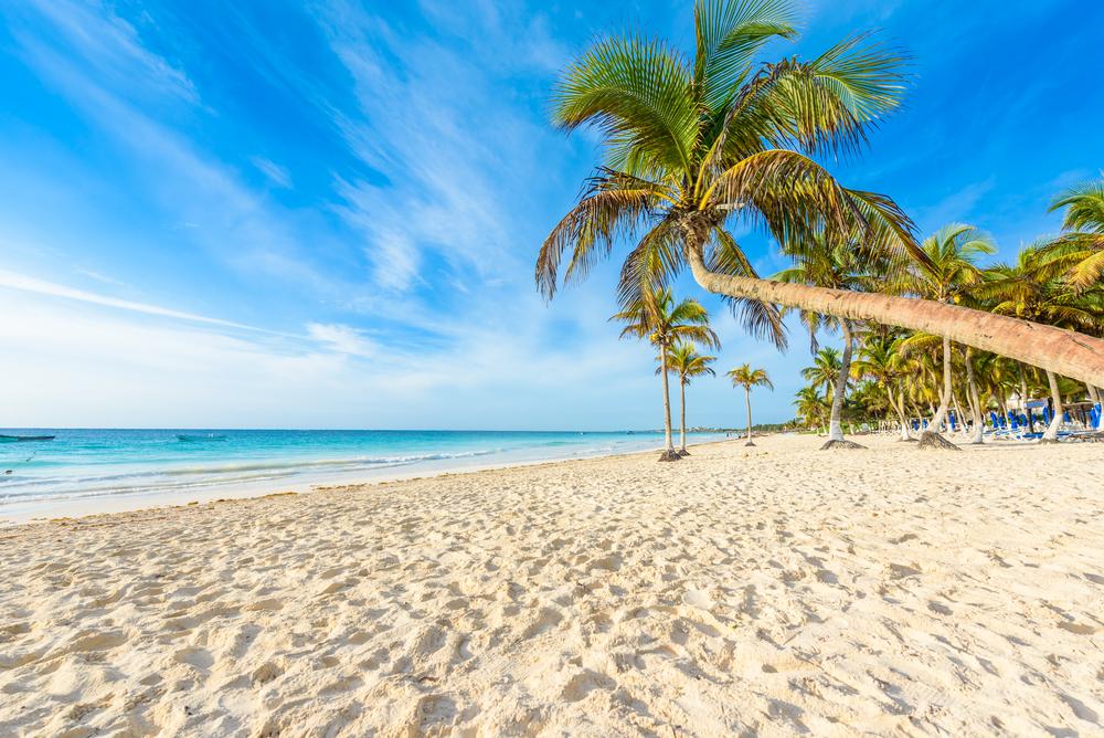 Playa Paraíso Messico Tulum