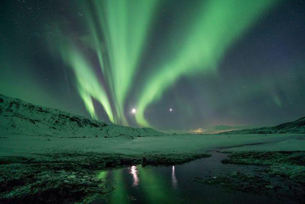 luci polari