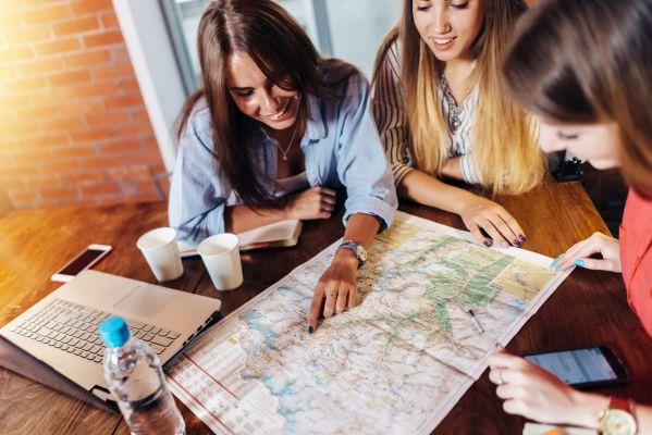 pianificare viaggi nel 2021