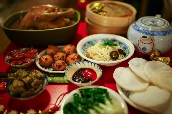 piatti tipici Capodanno Cinese