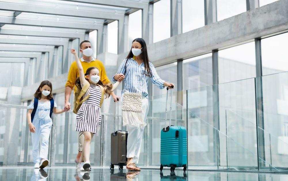 pianificare un viaggio durante pandemia